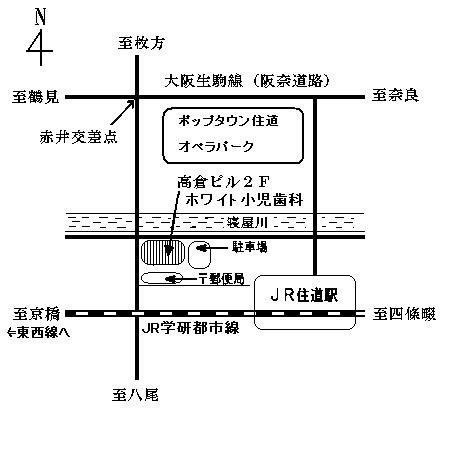 診療所地図